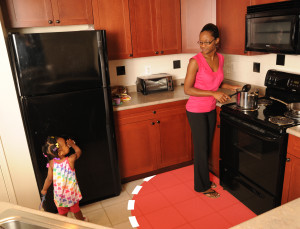 Cooking Safely with Kids