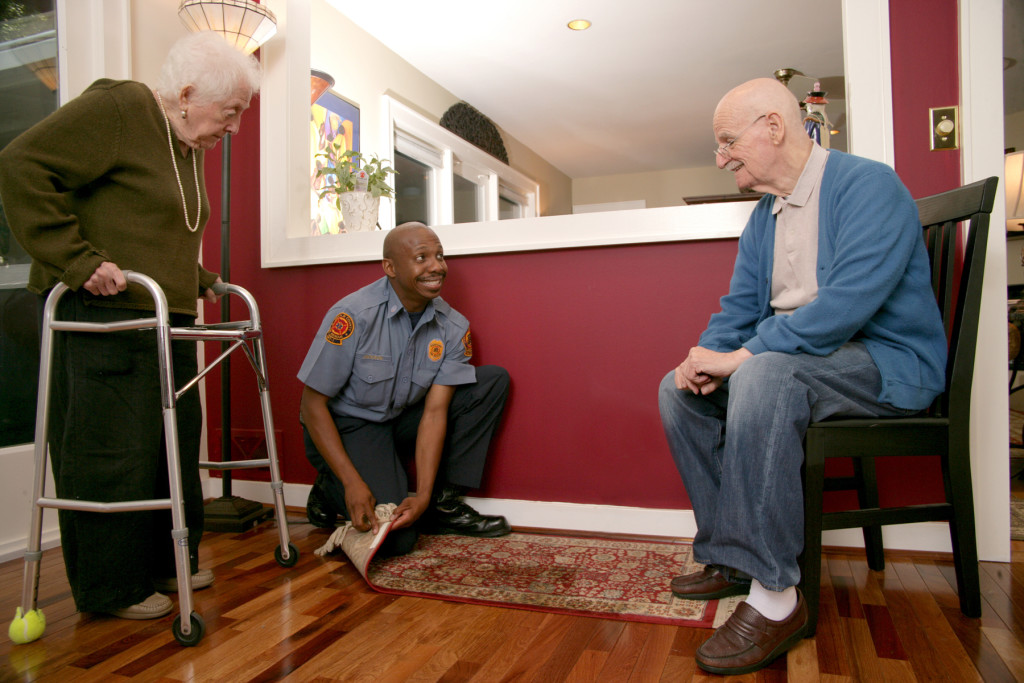 Household Injury - Falls Prevention from USFA